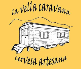 La vella caravana logo