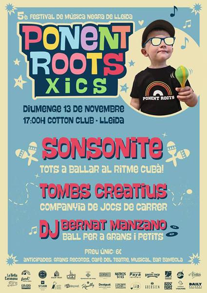 ponent roots xics