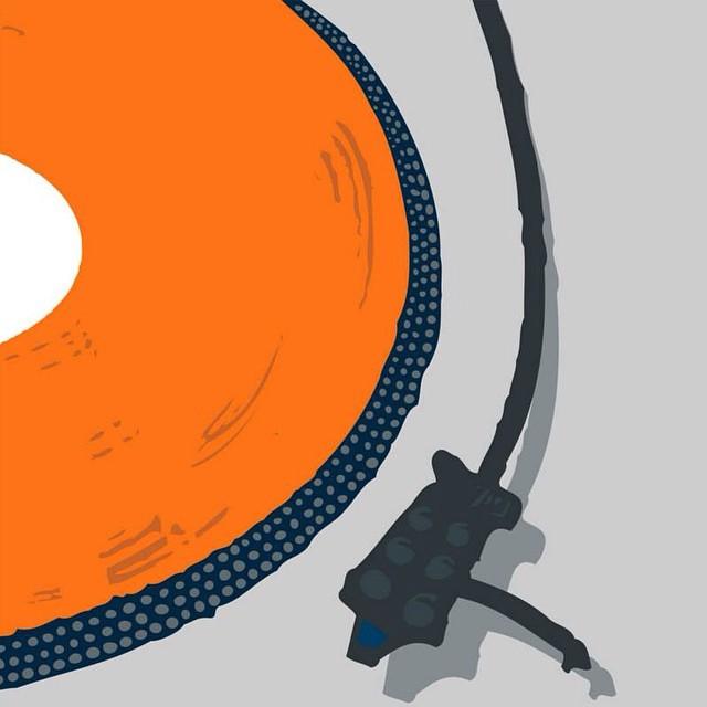 Run di track sunny sunday #novophonic #vinyl #33rpm @txarlybrown work, recordeu que el divendres dia 21/11 el tindrem rematant la primera jornada del 3r #ponentroots #festival  #lleida #igerslleida