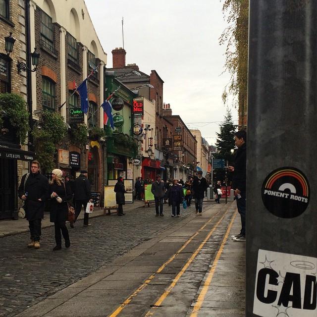 Presents a #Dublin  #ponentroots